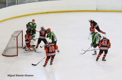 El equipo junior favorito al título.