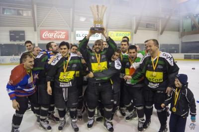 Jaca y Vitoria se juegan la Supercopa