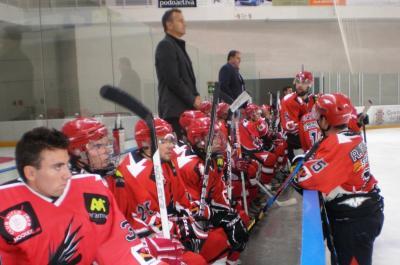 Comienza la Liga de hockey